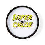 Super chloe Wall Clock