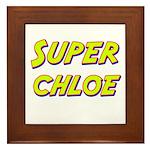Super chloe Framed Tile