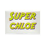 Super chloe Rectangle Magnet