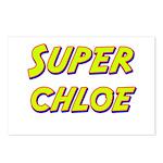 Super chloe Postcards (Package of 8)