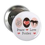 Peace Love Ponies 2.25