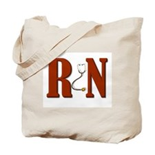 Dark RN Tote Bag