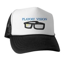 PLAYOFF VISION Trucker Hat