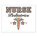 Pediatrics Nurse Small Poster