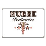 Pediatrics Nurse Banner