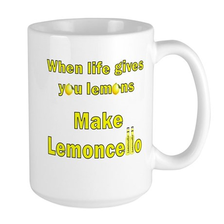 Lemoncello Large Mug