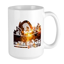 EDGE-FIRE Large Mug