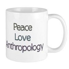 Anthropologist Gift Mug