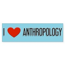 Anthropology gift Bumper Sticker (50 pk)