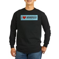 Anthropology gift T