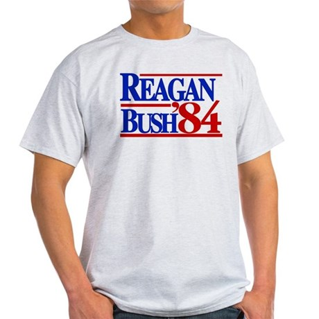 Reagan Bush 1984 Light T-Shirt