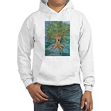 Summer Tree Jumper Hoody