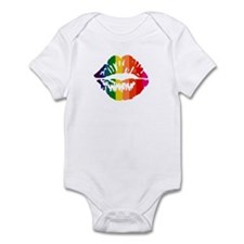 Rainbow Kiss Infant Bodysuit
