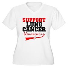 SupportLungCancerAwareness T-Shirt