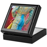 Art of the Corrida 5 Keepsake Box