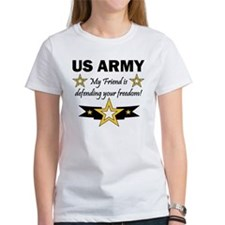 US Army Friend Patriotic Tee