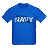 Grandson is my Hero NAVY T