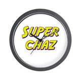 Super chaz Wall Clock