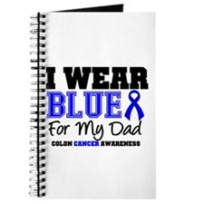 I Wear Blue Dad Journal