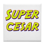 Super cesar Tile Coaster