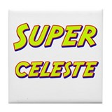 Super celeste Tile Coaster