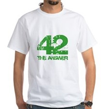 The Answer Is 42 Shirt