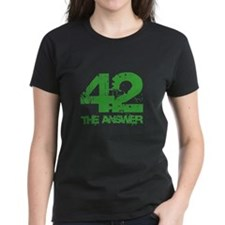 The Answer Is 42 Tee