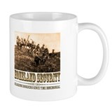 Homeland Security-Guarding Bo Mug