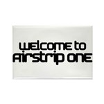 Airstrip One Rectangle Magnet (10 pack)