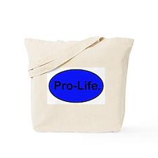 Pro religion Tote Bag