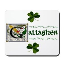 Gallagher Celtic Dragon Mousepad