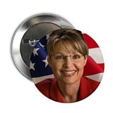 "Funny Sarah palin 2.25"" Button (100 pack)"