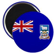 Funny Falkland islands Magnet