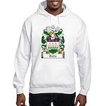 Valla Family Crest Hooded Sweatshirt