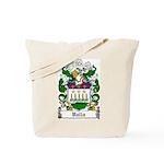 Valla Family Crest Tote Bag