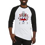 Valli Family Crest Baseball Jersey