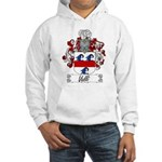 Valli Family Crest Hooded Sweatshirt