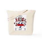 Valli Family Crest Tote Bag