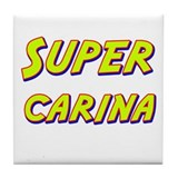 Super carina Tile Coaster