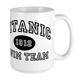 Titanic Swim Team  Tasse