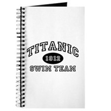 Titanic Swim Team Journal