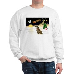Night Flight/Greyhound(brin) Sweatshirt