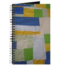 Jacob's Crazy Quilt Journal