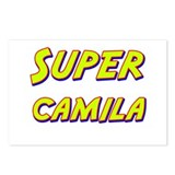 Super camila Postcards (Package of 8)