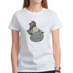 English Trumpeter Mealy Women's T-Shirt