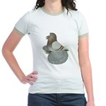 English Trumpeter Mealy Jr. Ringer T-Shirt