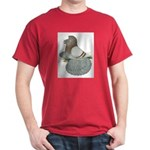 English Trumpeter Mealy Dark T-Shirt
