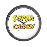 Super caiden Wall Clock