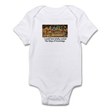 Steps of Knowledge Infant Bodysuit