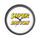 Super bryson Wall Clock